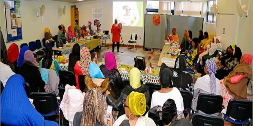 Africa Women Roundtable 2019 Dublin