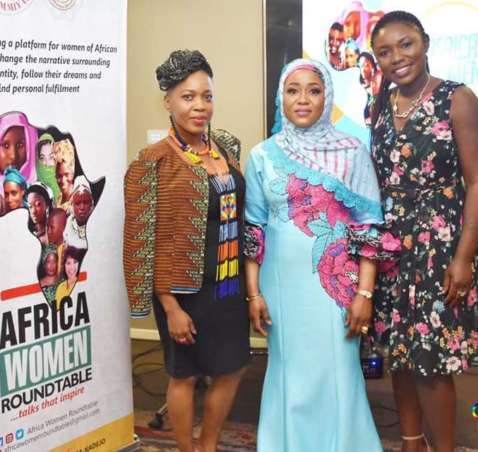 Africa Women Roundtable 2019 Galway
